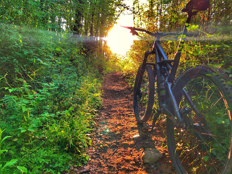 Perugia Vecchia Enduro Mountain Bike